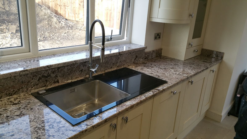 Overmount Sink Cut Out