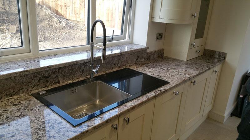 Famous Sink Cut Outs & Drainer Detail VS21